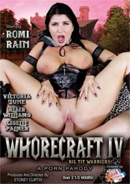 Whorecraft IV: Big Tit Warriors! HD porn video from Whorecraft HD.