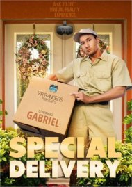 Special Delivery gay porn VOD from VRBangers Gay