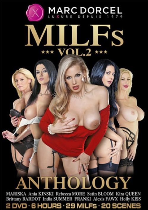 MILFs Anthology Vol. 2