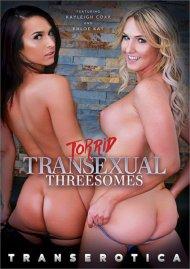 Torrid Transsexual Threesomes image