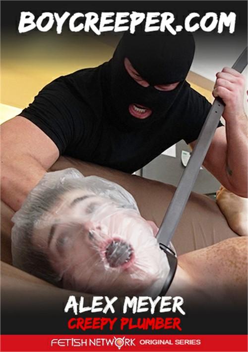Creepy Plumber Boxcover
