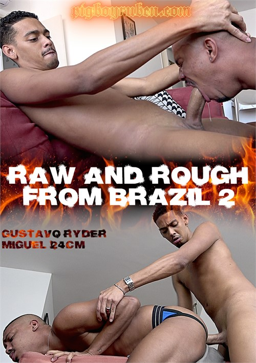 Raw and Rough From Brazil 2 Boxcover