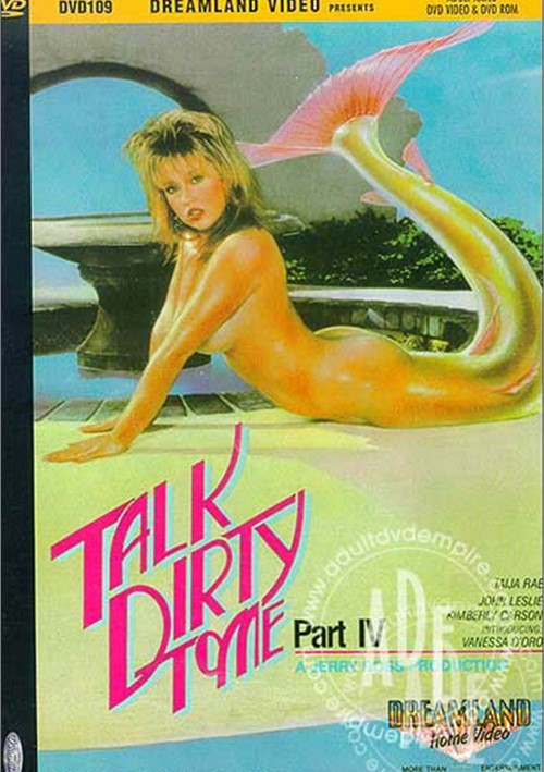 Talk Dirty To Me 4 1986 Adult Dvd Empire-7473