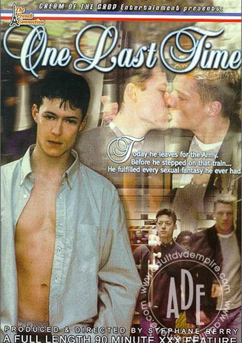 One Last Time Boxcover