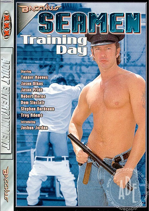 Seamen Training Day Boxcover