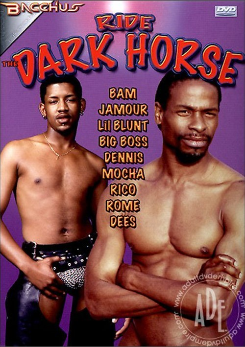 Ride the Dark Horse  Boxcover