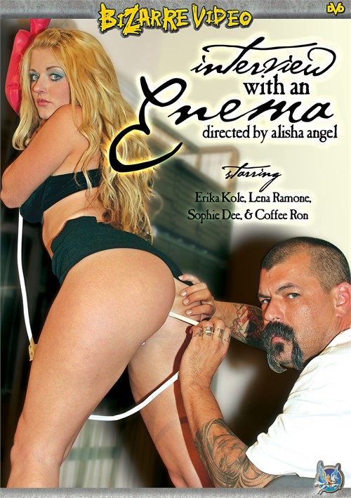 Interview With An Enema Boxcover