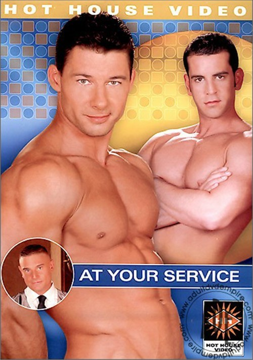 At Your Service Front Cover