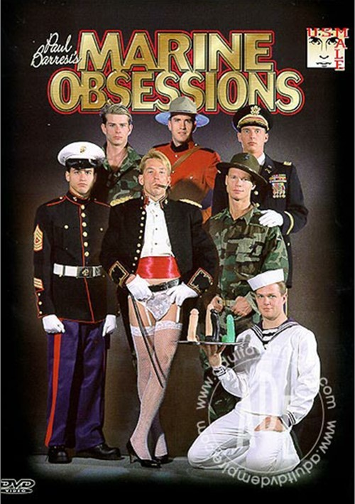 Marine Obsessions Boxcover