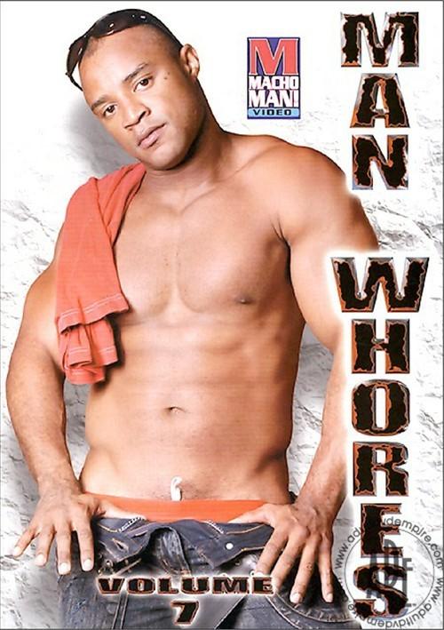 Man Whores Vol. 7 Boxcover