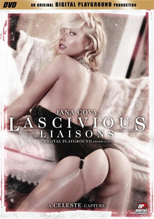 Lascivious Liaisons DVD porn movie.