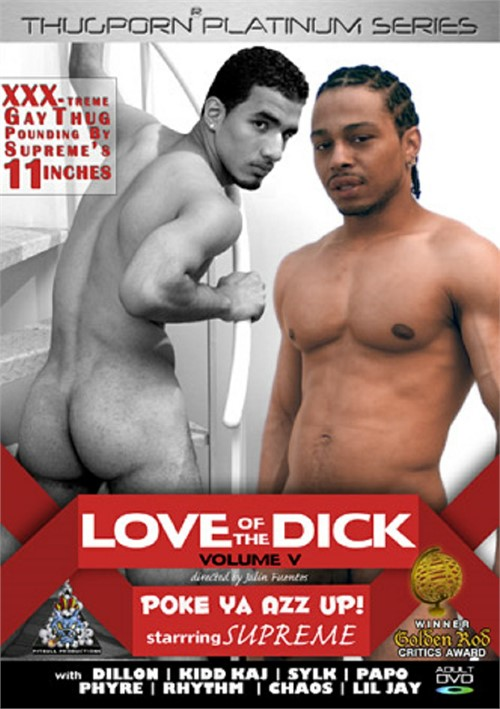 Love of the Dick Vol. 5: Poke Ya Azz Up! Boxcover
