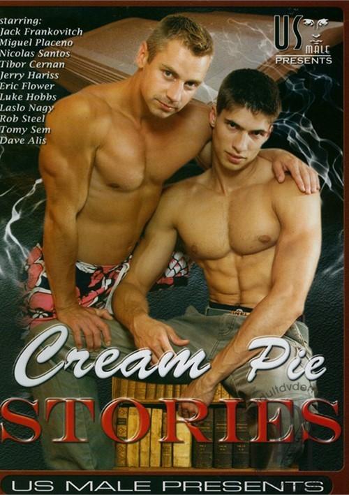 Cream Pie Stories Boxcover