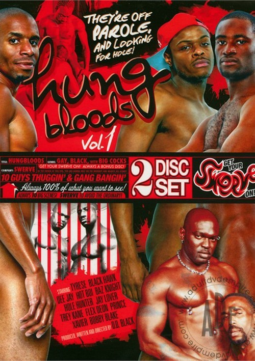 Hung Bloods Vol. 1 Boxcover