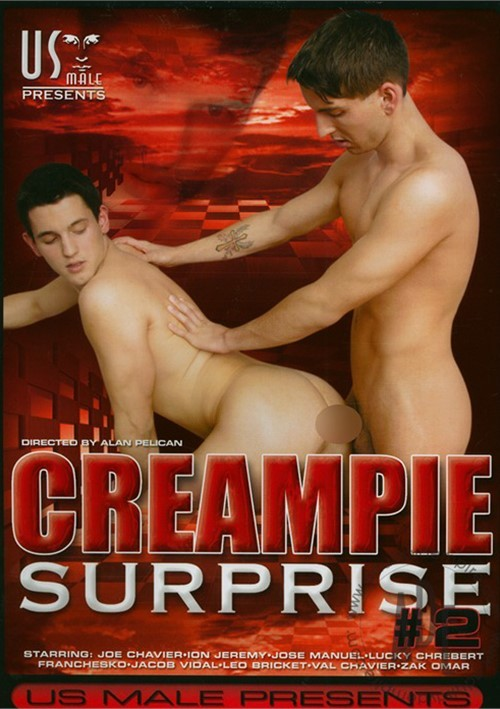 Creampie Surprise #2 Boxcover