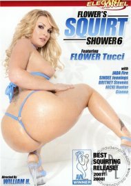 Flower's Squirt Shower #6 Porn Video