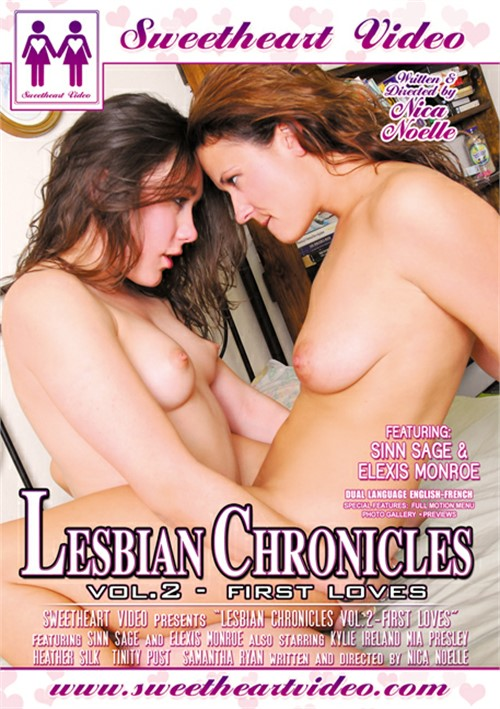 Lesbian Chronicles 2: First Loves