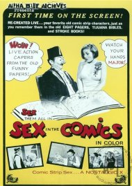 Sex in the Comics image
