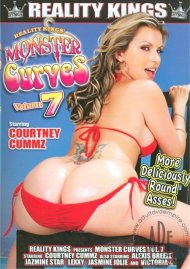 Buy Monster Curves Vol. 7