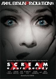 Scream XXX: A Porn Parody Porn Video