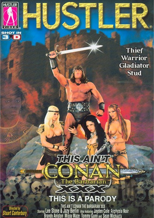 This Ain't Conan the Barbarian XXX (2D Version)