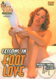 Lessons In Foot Love Porn Video