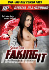 Faking It (DVD + Blu-ray Combo) Boxcover