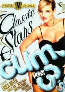 Classic Stars Cum In 3's Porn Video