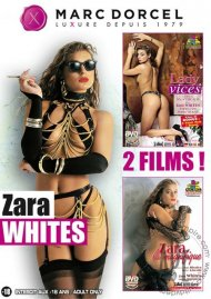 Zara Whites: Double Feature (French) image
