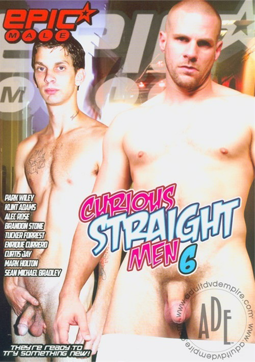 Curious Straight Men 6 Boxcover