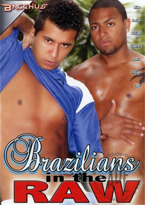 Brazilians In The Raw Boxcover