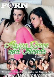 Alyssa Reece And Friends Vol. 1 Porn Video