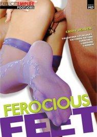 Ferocious Feet Porn Video