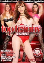 America's Next Top Tranny: Season 20 Porn Video