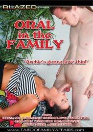 Oral In The Family Porn Movie