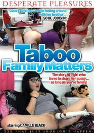 Taboo Family Matters Porn Video