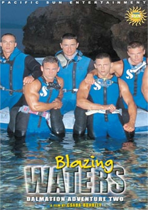 Blazing Waters Part Two Boxcover