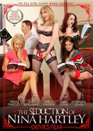 Seduction Of Nina Hartley, The Porn Video