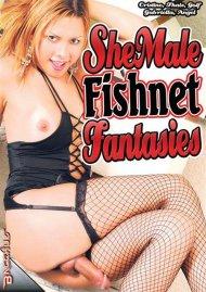 Shemale Fishnet Fantasies
