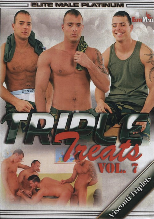 Triple Treats 7 Cover Front