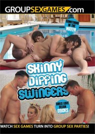 Skinny Dipping Swingers Porn Video