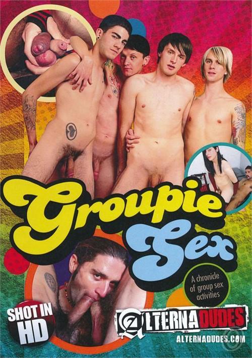 Groupie Sex Boxcover