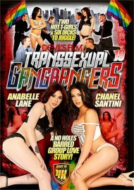Transsexual Gang Bangers 19 Porn Video
