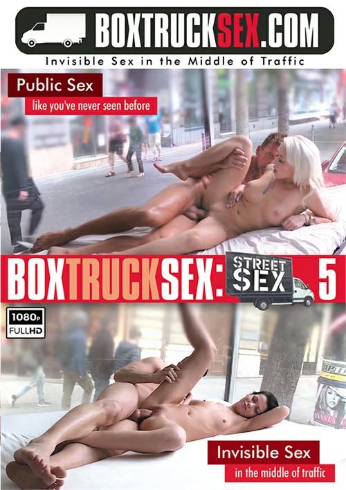 Box Truck Sex: Street Sex 5