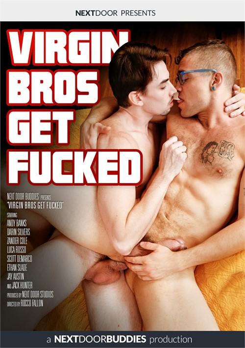 Virgin Bros Get Fucked Boxcover