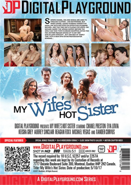 My Wife's Hot Sister Boxcover