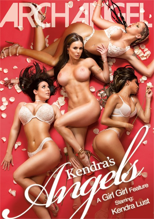 Kendra's Angels Boxcover