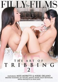 Art Of Tribbing 2, The Porn Video