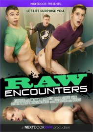 Raw Encounters HD gay porn streaming video from Next Door Studios.