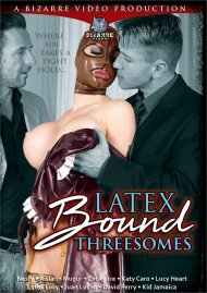 Latex Bound Threesomes Porn Video